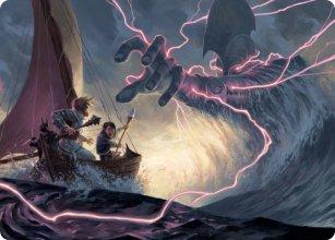 Hall of Storm Giants - Art 1 - D&D Forgotten Realms - Art Series