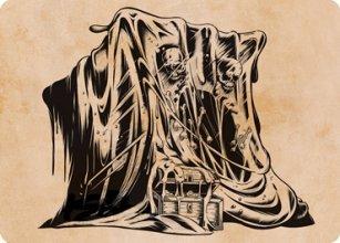 Gelatinous Cube - Art 3 - D&D Forgotten Realms - Art Series