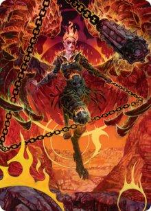 Zariel, Archduke of Avernus - Art 1 - D&D Forgotten Realms - Art Series