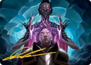 Mind Flayer - Art 2 - D&D Forgotten Realms - Art Series