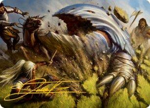 Bulette - Art 2 - D&D Forgotten Realms - Art Series