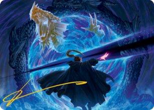 Bar the Gate - Art 2 - D&D Forgotten Realms - Art Series