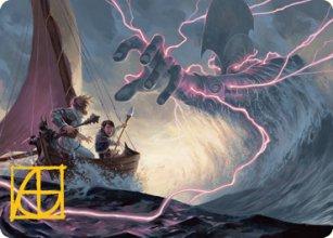 Hall of Storm Giants - Art 2 - D&D Forgotten Realms - Art Series