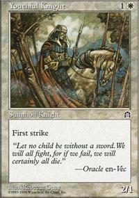 Youthful Knight - Anthologies