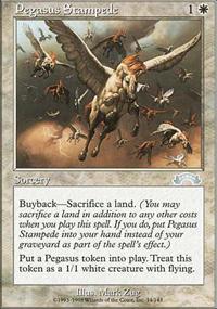 Pegasus Stampede - Anthologies