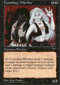 Cuombajj Witches - Anthologies