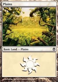 Plains - Ajani vs. Nicol Bolas