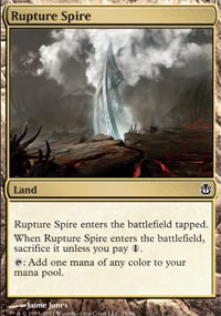 Rupture Spire - Ajani vs. Nicol Bolas