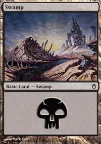 Swamp 1 - Ajani vs. Nicol Bolas