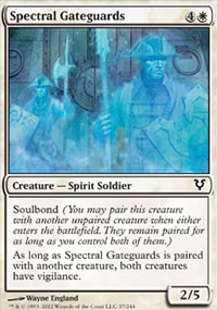 Spectral Gateguards - Avacyn Restored