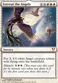 Entreat the Angels - Avacyn Restored
