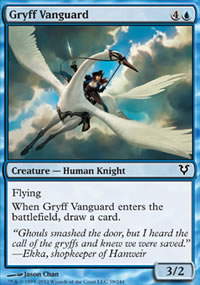 Gryff Vanguard - Avacyn Restored