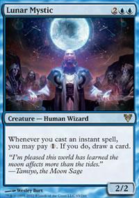 Lunar Mystic - Avacyn Restored