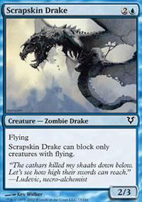 Scrapskin Drake - Avacyn Restored