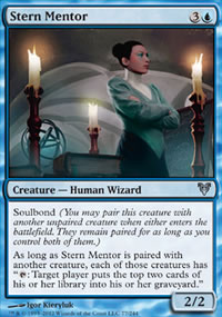 Stern Mentor - Avacyn Restored