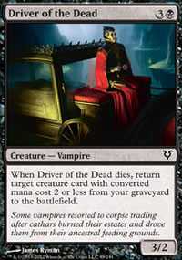 Driver of the Dead - Avacyn Restored