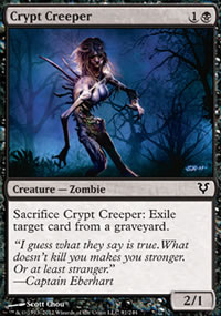 Crypt Creeper - Avacyn Restored