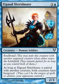 Elgaud Shieldmate - Avacyn Restored