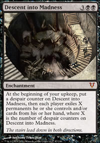 Descent into Madness - Avacyn Restored