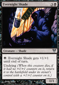 Evernight Shade - Avacyn Restored