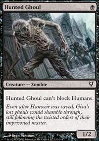 Hunted Ghoul - Avacyn Restored