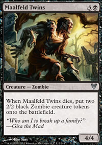 Maalfeld Twins - Avacyn Restored