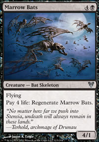 Marrow Bats - Avacyn Restored