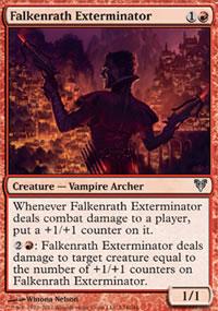 Falkenrath Exterminator - Avacyn Restored