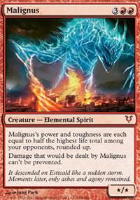 Malignus - Avacyn Restored