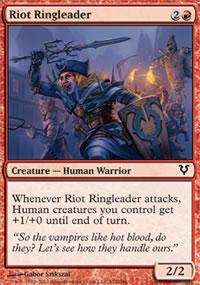 Riot Ringleader - Avacyn Restored