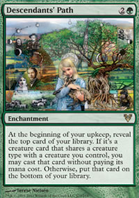 Descendants' Path - Avacyn Restored