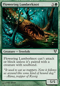Flowering Lumberknot - Avacyn Restored