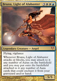 Bruna, Light of Alabaster - Avacyn Restored