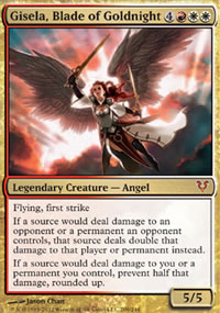 Gisela, Blade of Goldnight - Avacyn Restored
