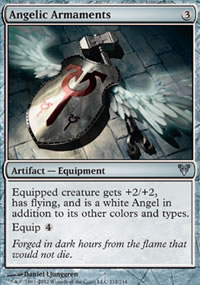 Angelic Armaments - Avacyn Restored