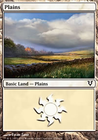 Plains 3 - Avacyn Restored