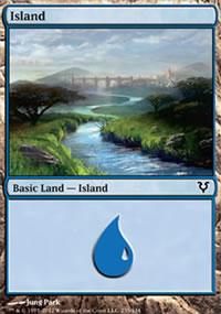 Island 3 - Avacyn Restored