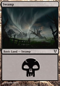 Swamp 1 - Avacyn Restored