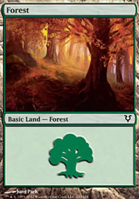 Forest 2 - Avacyn Restored
