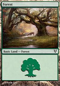 Forest 3 - Avacyn Restored