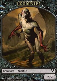 Zombie - Avacyn Restored