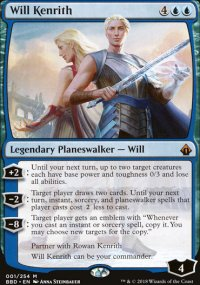 Will Kenrith 1 - Battlebond