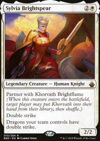 Sylvia Brightspear - Battlebond