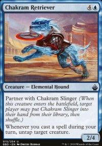 Chakram Retriever - Battlebond
