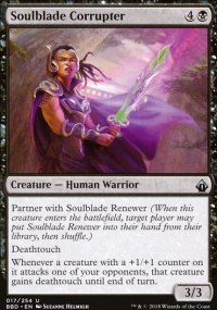 Soulblade Corrupter - Battlebond