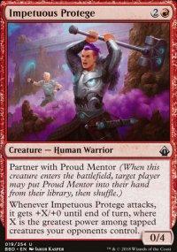 Impetuous Protege - Battlebond