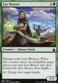 Ley Weaver - Battlebond