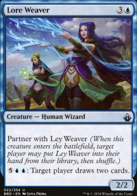 Lore Weaver - Battlebond