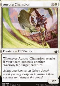 Aurora Champion - Battlebond