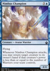 Nimbus Champion - Battlebond